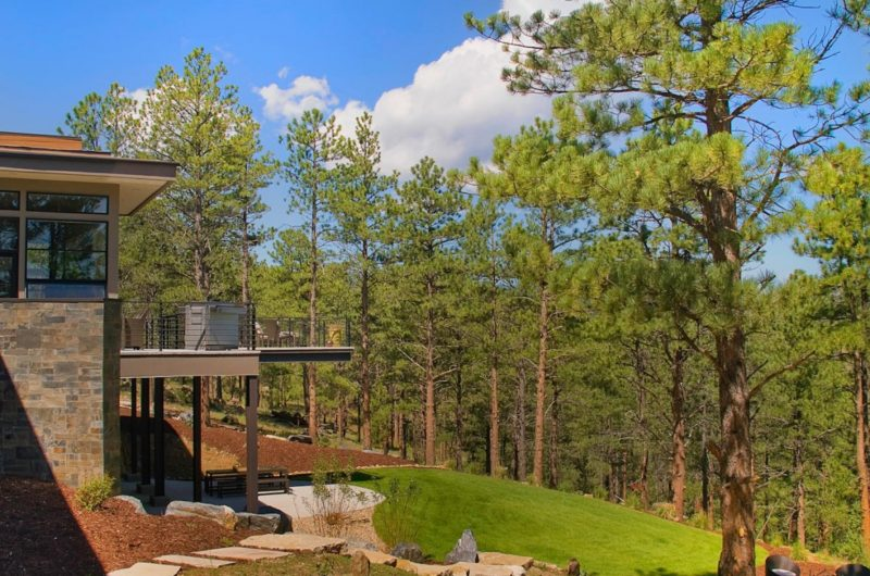 Meacham Residence in Evergreen, Colorado (35)
