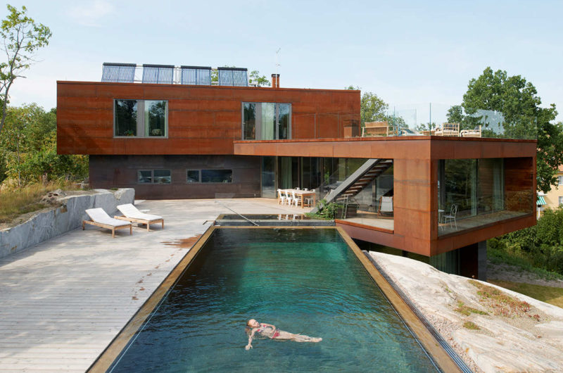 Beautiful Villa in Stockholm, Sweden (12)