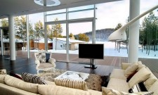 House on Bay A Beautiful Contemporary Residence in Russia (7)