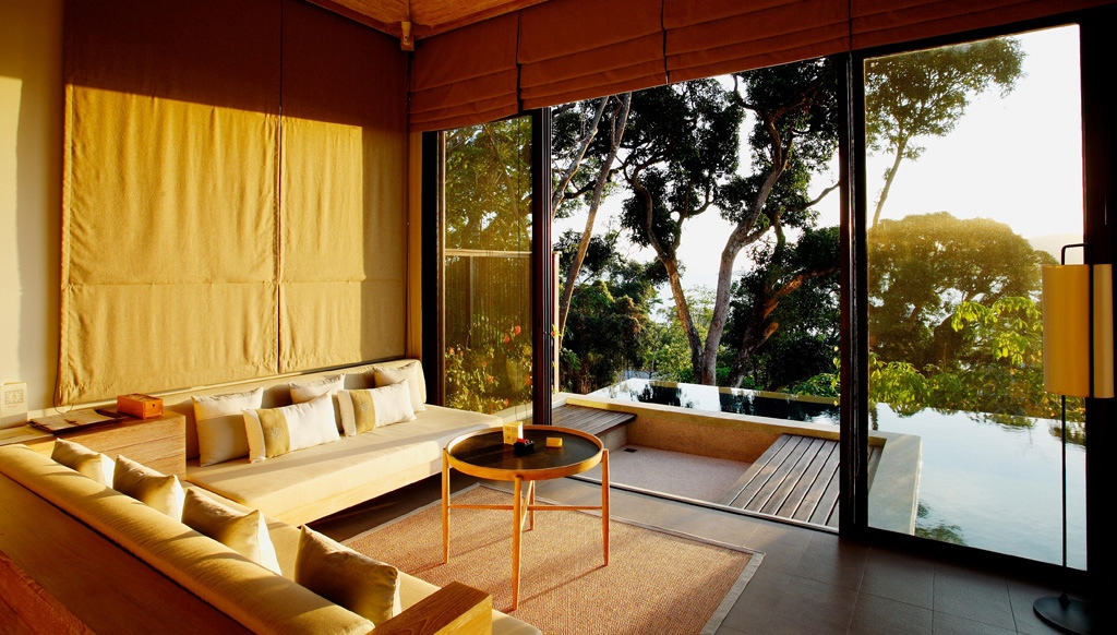 Lavish Sri Panwa Resort on Phuket Island, Thailand 8