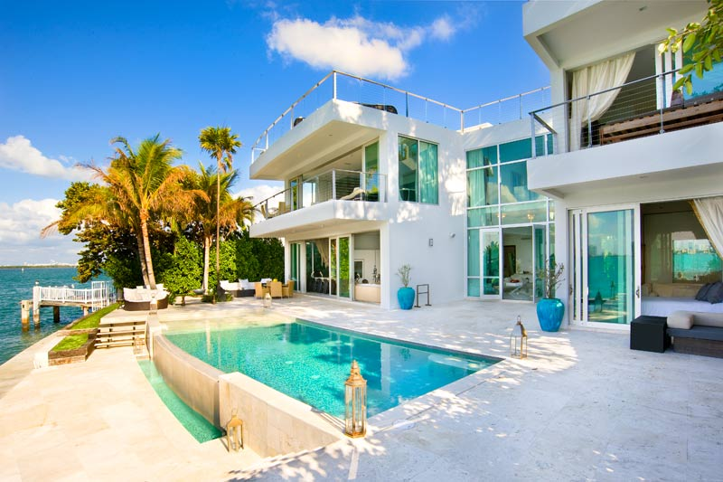 Opulent Villa Valentina In Miami Beach 1
