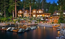 Wild Lake Tahoe Estate in Nevada, United States 17