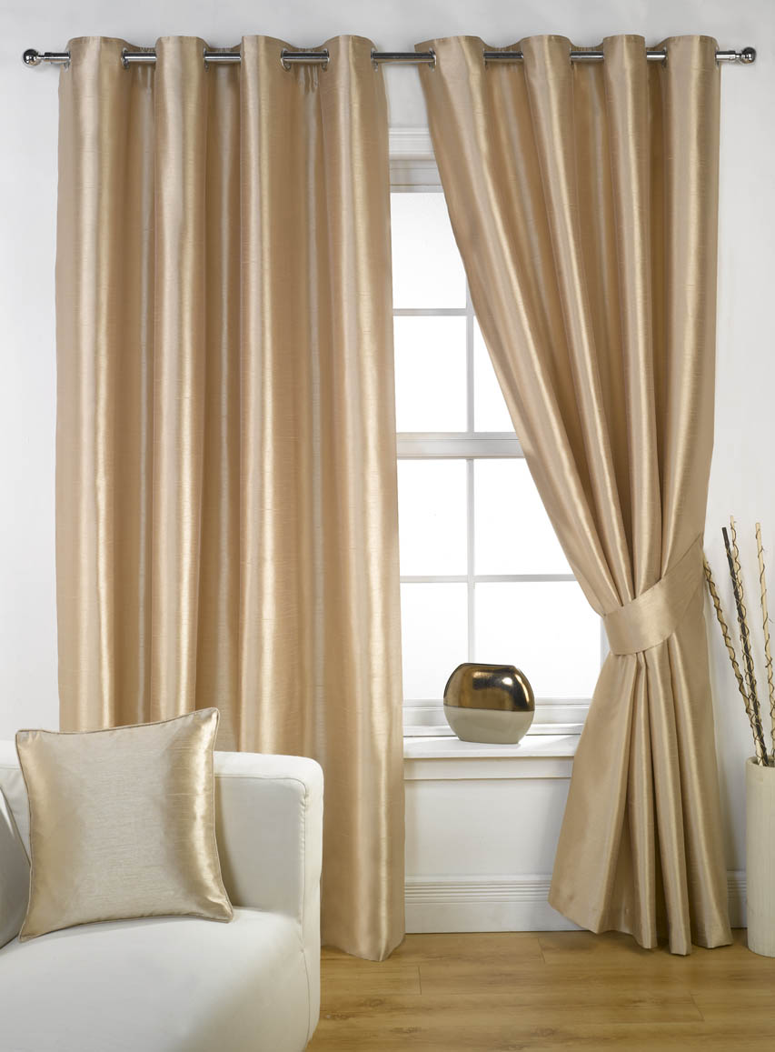 White Cotton Valance Curtains Loom Knit Curtains