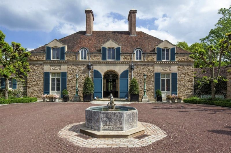 Marvelous french norman manor house for French manor house