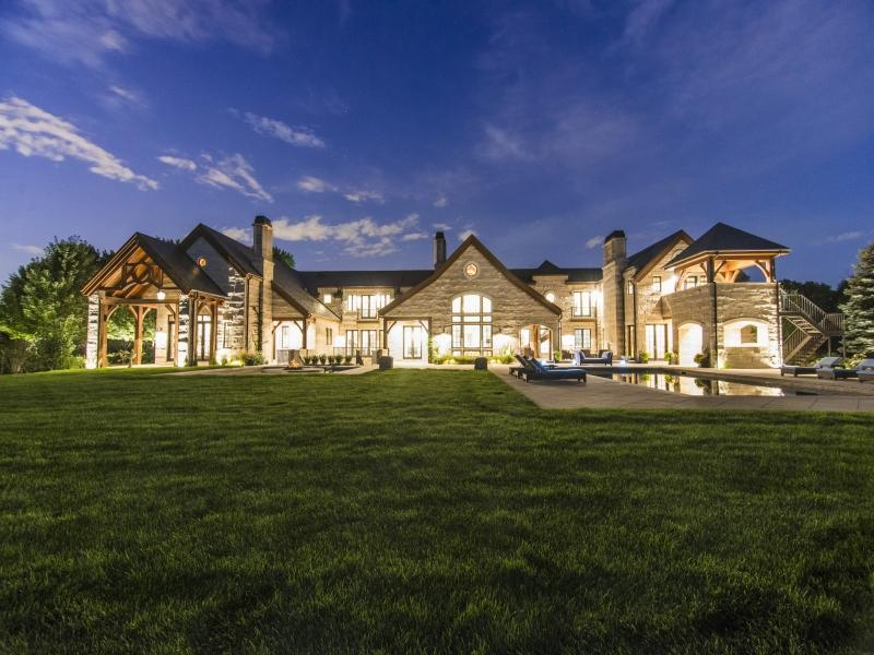 Fabulous luxury estate in colorado for Most expensive homes in colorado