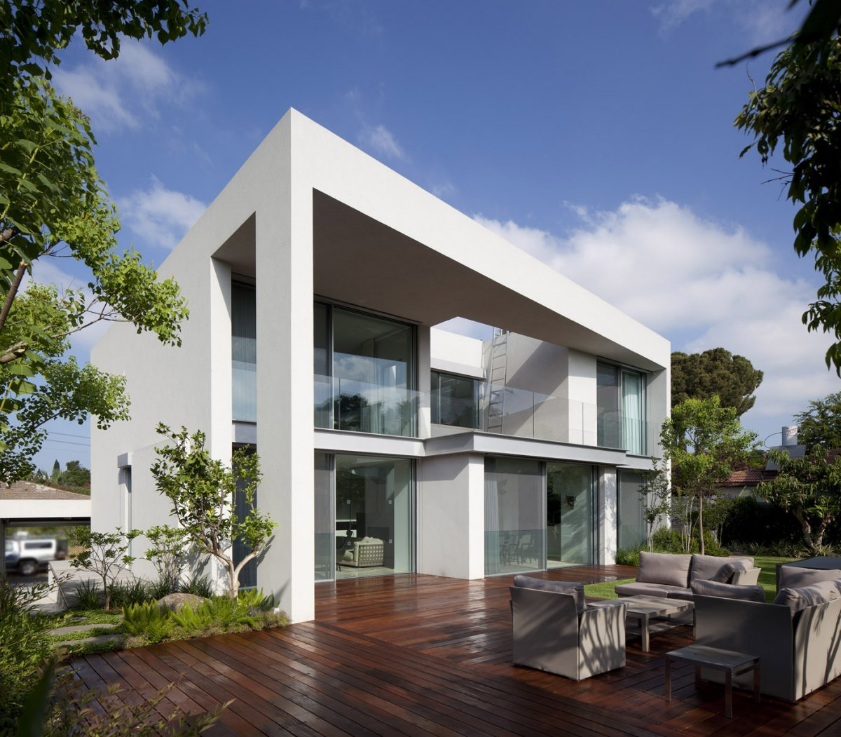 modern ch house in tel aviv by domb architects 3