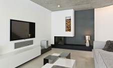 Modern Concrete Interior by ooox 2