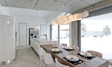 Modern Concrete Interior by ooox 4