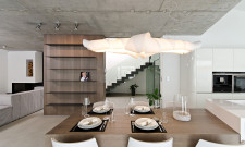 Modern Concrete Interior by ooox 6