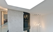 Modern Concrete Interior by ooox 8