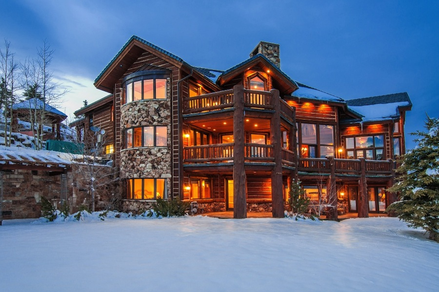 Stunning Best Of The Crest Home In Park City Utah 15