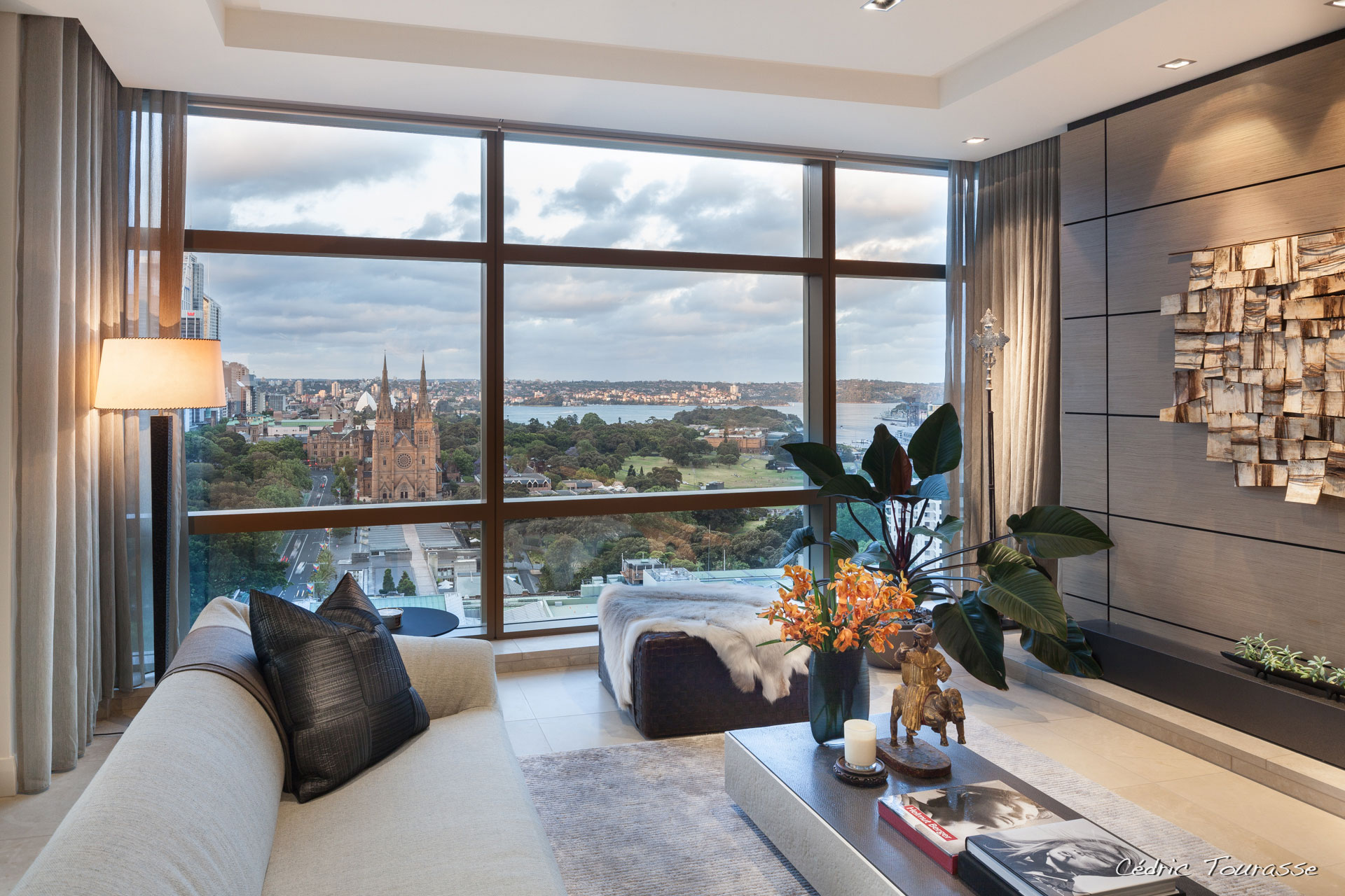 Impressive Apartment In The Residence In Sydney