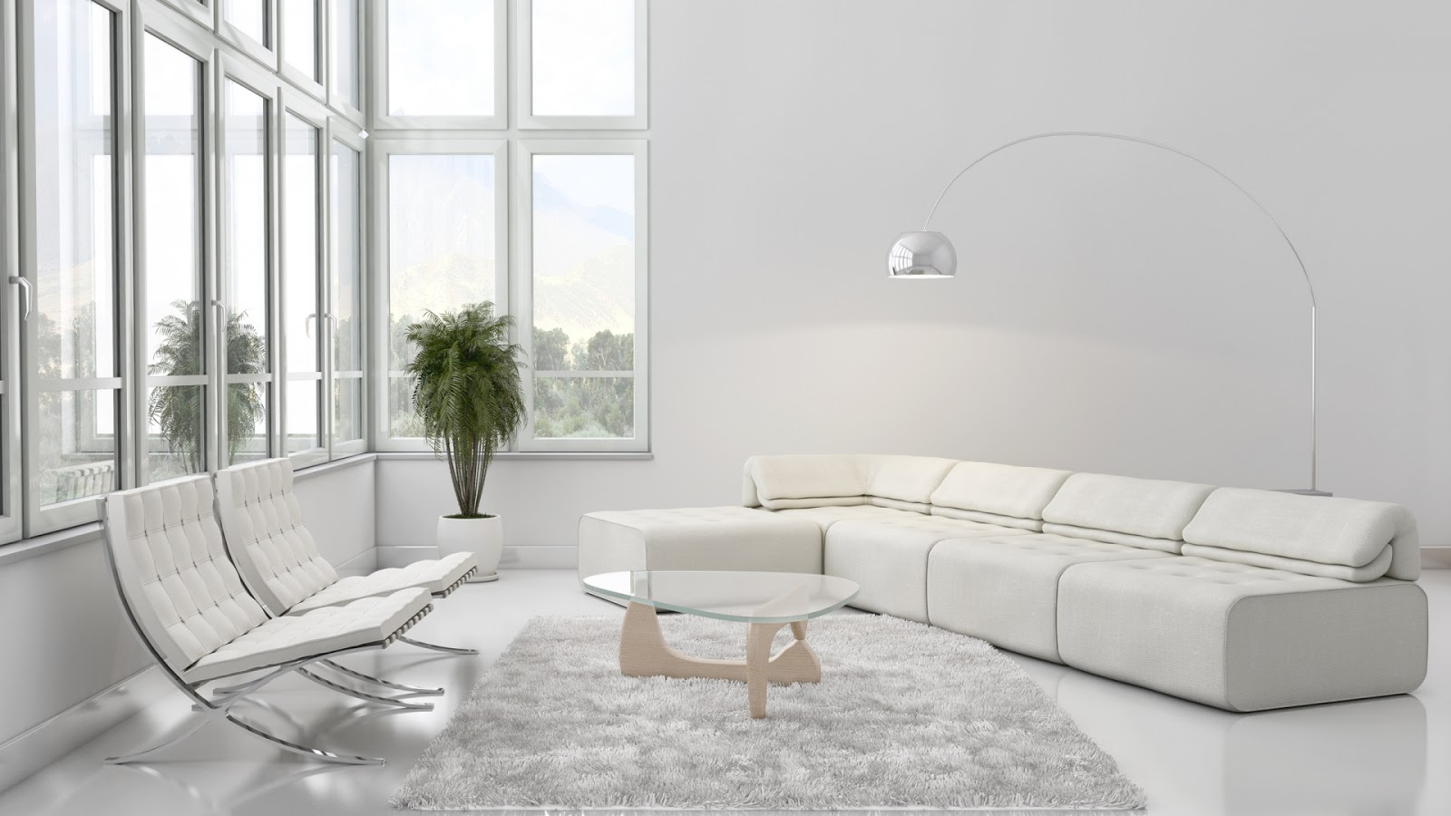 white room designs
