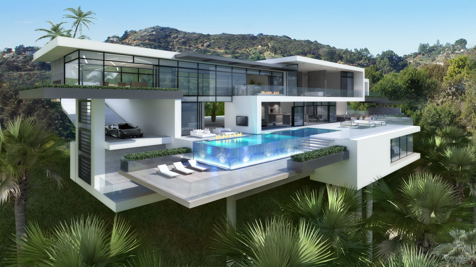 When they will finally become a reality these homes will undoubtedly become some of the most popular and sought after residences in los angeles