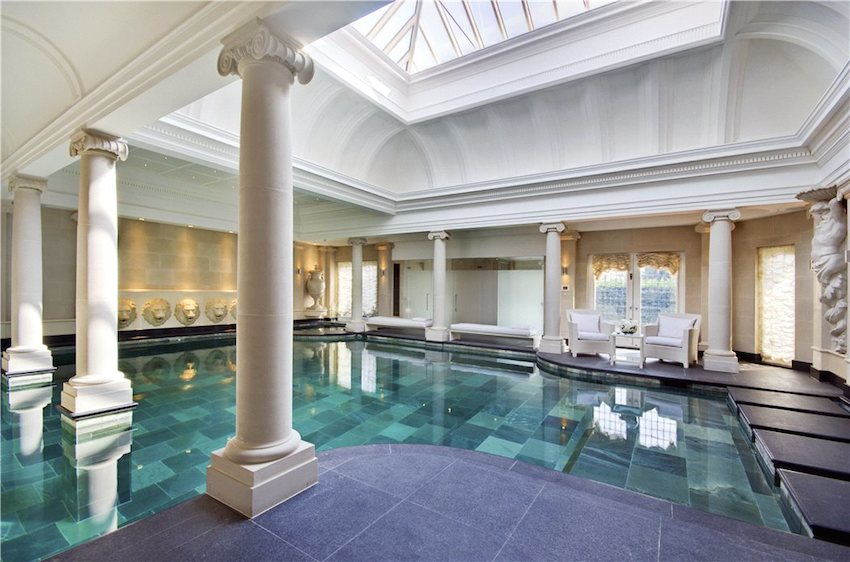 Opulent Mansion In Lyndhurst Road London 7