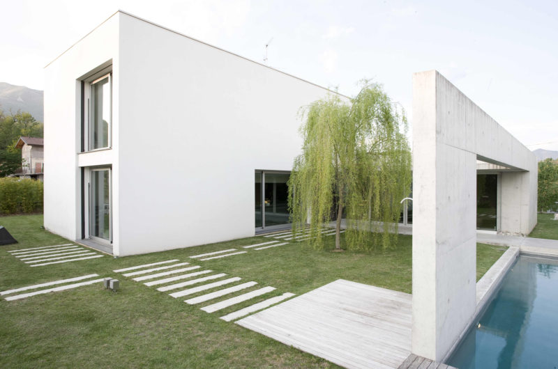 Exceptional R+O House In Italy By Bianco + Gotti Architetti 1