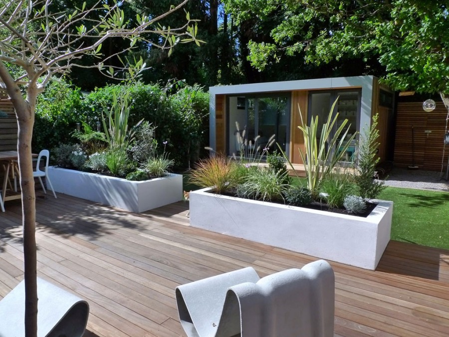 Contemporary Garden Design Ideas - Cadagu.Com