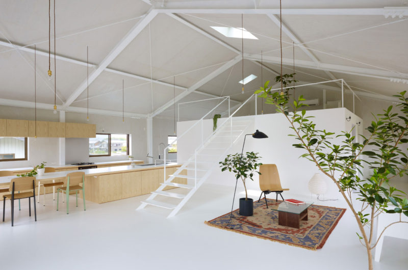 Natural House in Yoro by Airhouse Design Office 3