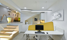 Modern Architect's Office In New Delhi, India 3