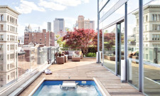 The Jewel of 40 Mercer Is A Luxe Penthouse In SoHo, New York 2