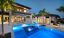 Exquisite Private Home In Florida By Harwick Homes 14