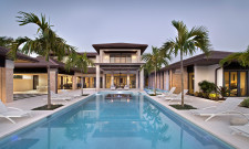 Exquisite Private Home In Florida By Harwick Homes 2