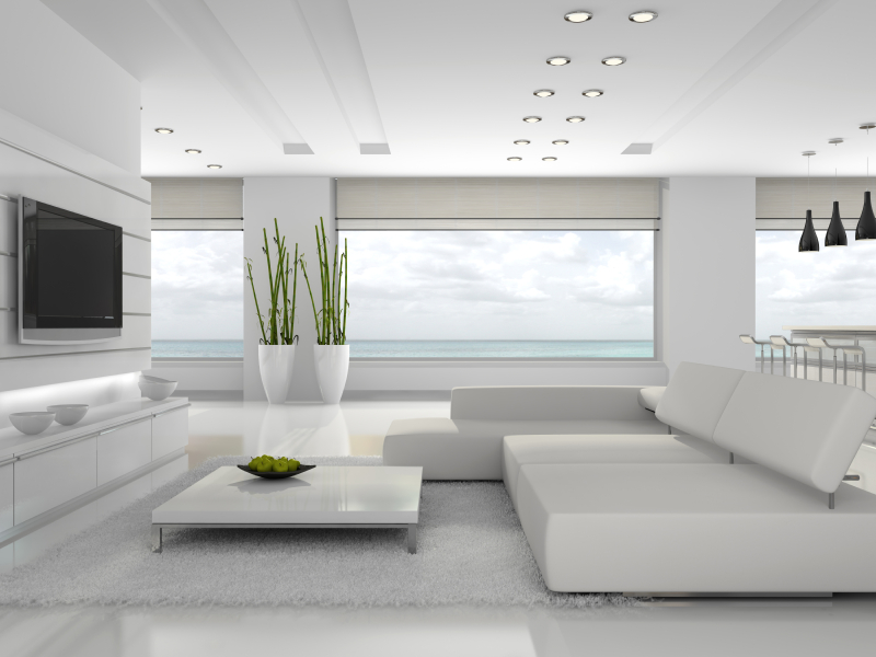 All White Interiors Part 11