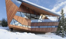 Boldly Designed Hadaway House In Whistler, Canada 1
