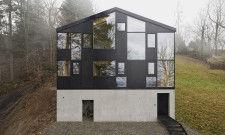 Contemporary Haus Hohlen In Dornbirn, Austria 14