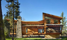 Elegant Mazama House In Methow Valley, Washington 2