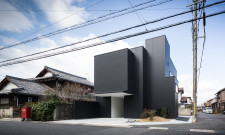 Contemporary Framing House In Shiga Prefecture, Japan 4