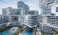 The Interlace Building Complex In Singapore 1