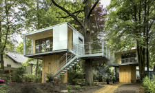 Urban Treehouses In Zehlendorf, Berlin, Germany 6