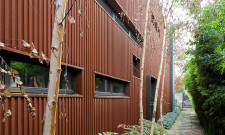 V House In Las Condes, Chile 2