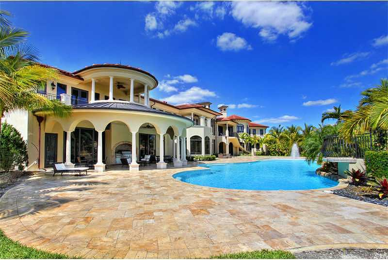 Glorious residence in southwest ranches florida for South west ranch