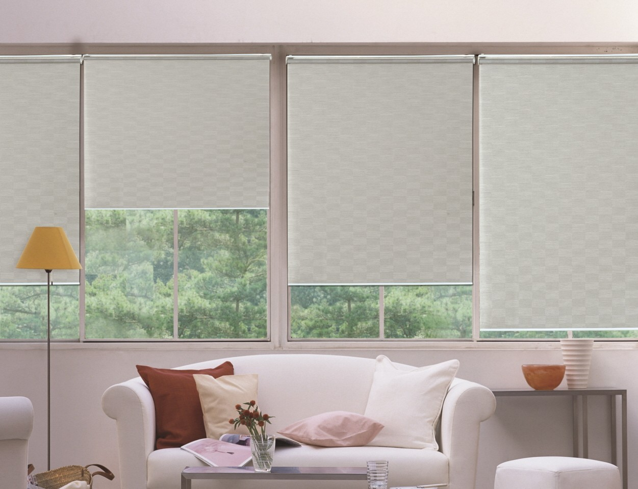 Image gallery window shades for Shades and window treatments