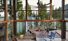 Basecamp Private Residence In Ronald, Washington, USA 5