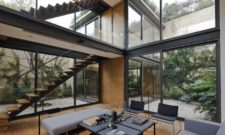 House With Four Courtyards In Mexico City, Mexico 1
