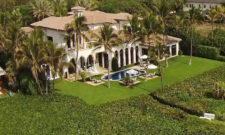 Sumptuous Oceanfront Estate In Delray Beach, Florida, USA