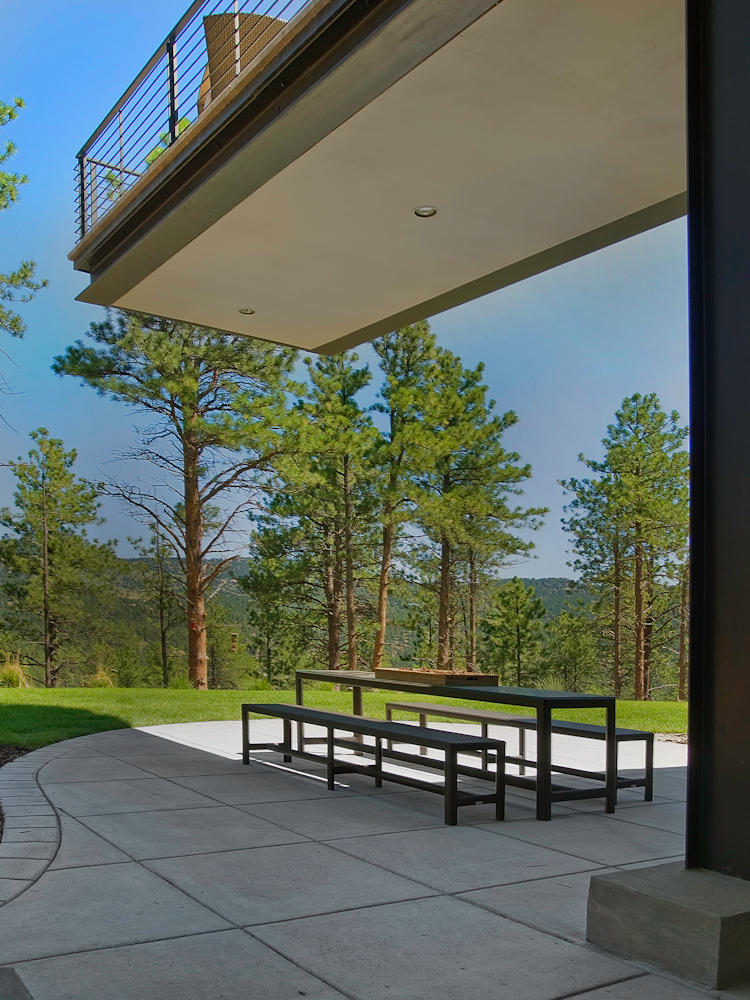 Meacham Residence in Evergreen, Colorado (38)