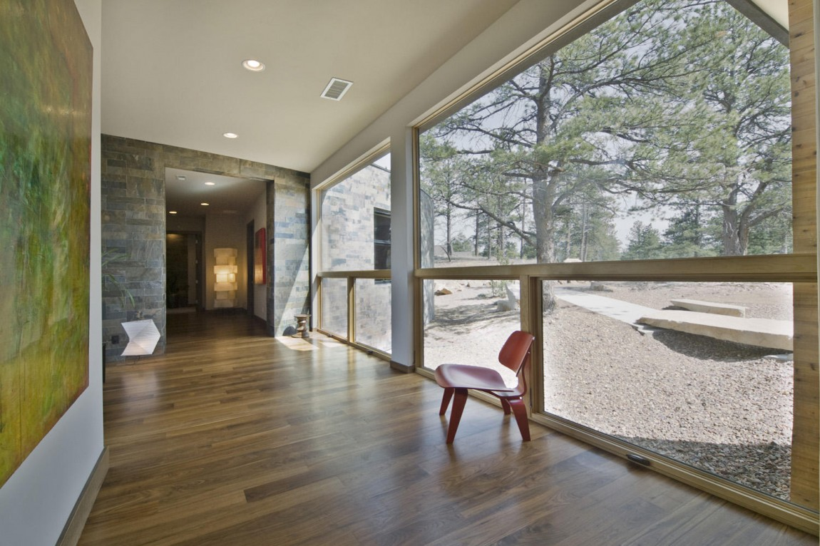 Meacham Residence in Evergreen, Colorado (15)