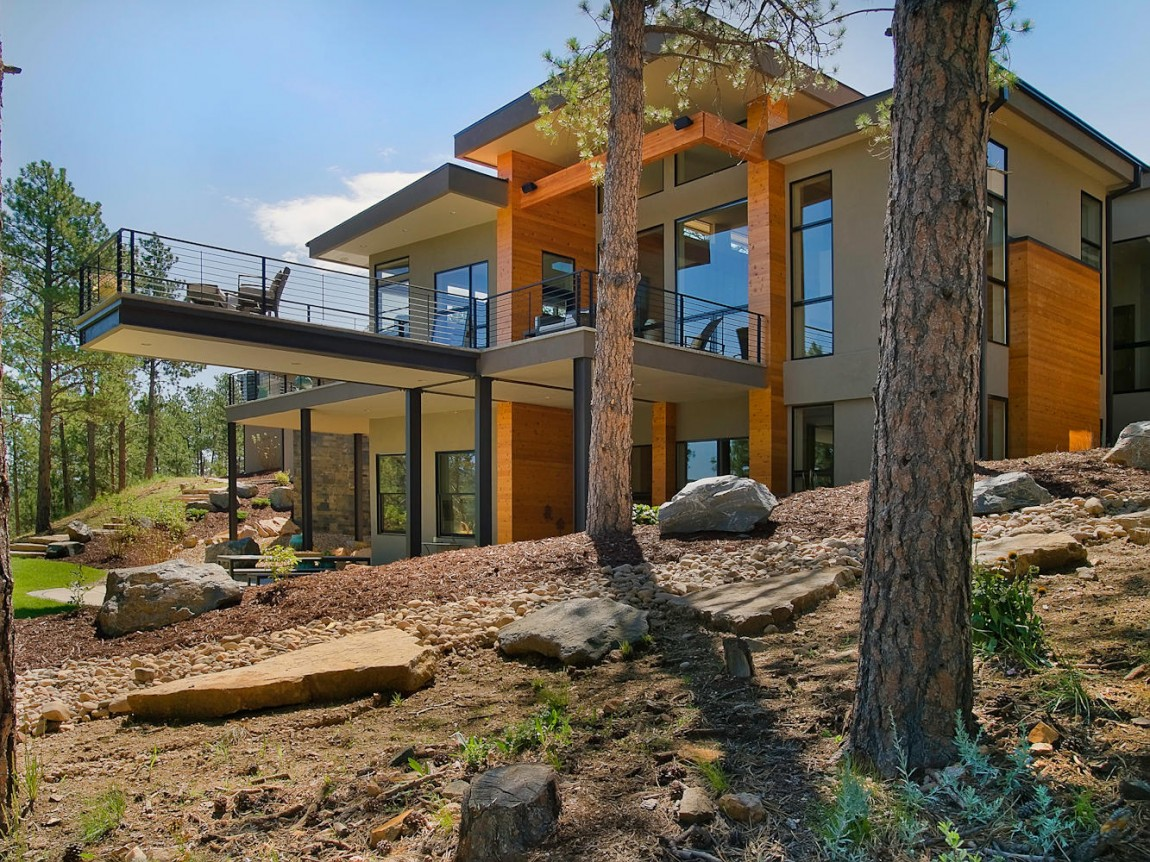 Meacham Residence in Evergreen, Colorado (43)