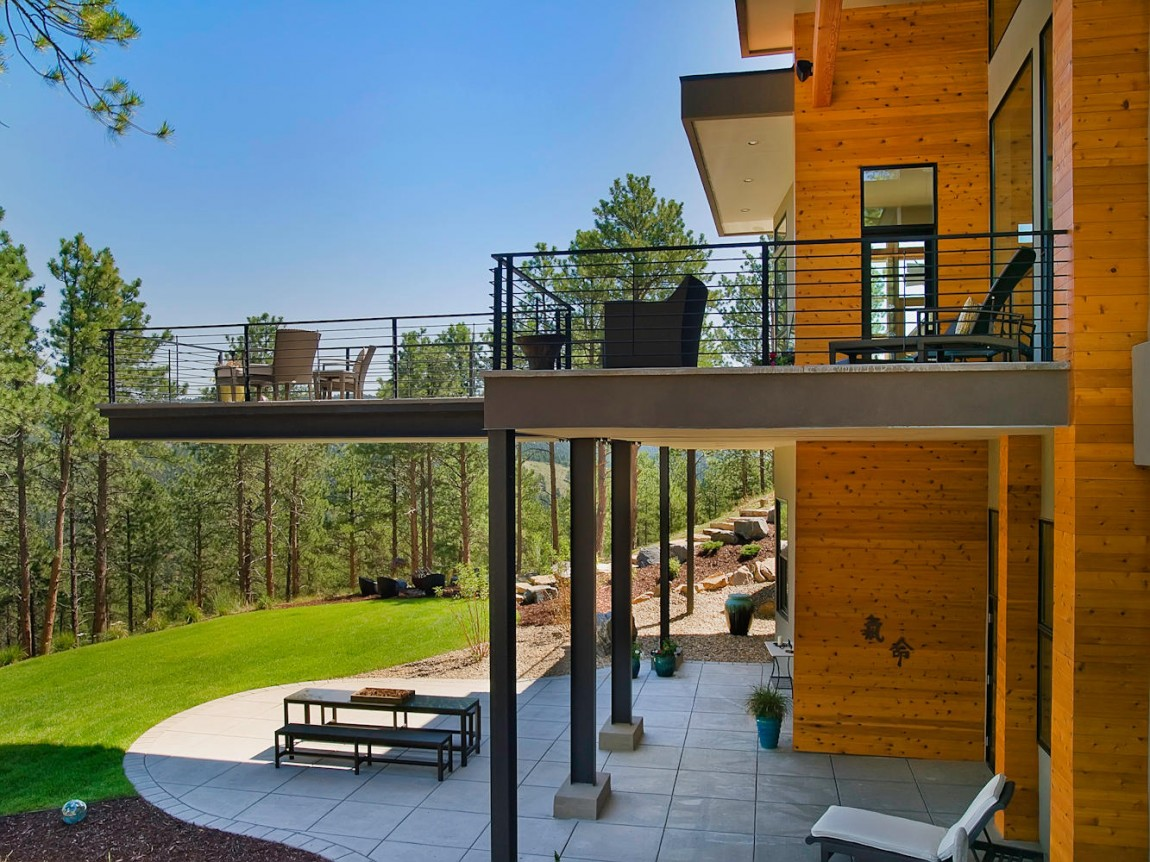 Meacham Residence in Evergreen, Colorado (42)