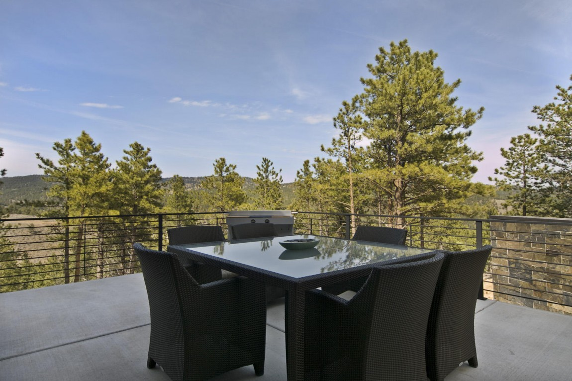 Meacham Residence in Evergreen, Colorado (39)