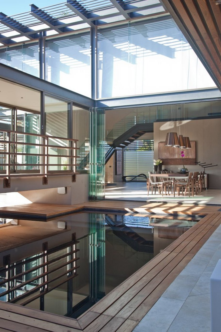 Aboo Makhado: A Superb Contemporary Residence in South Africa (14)