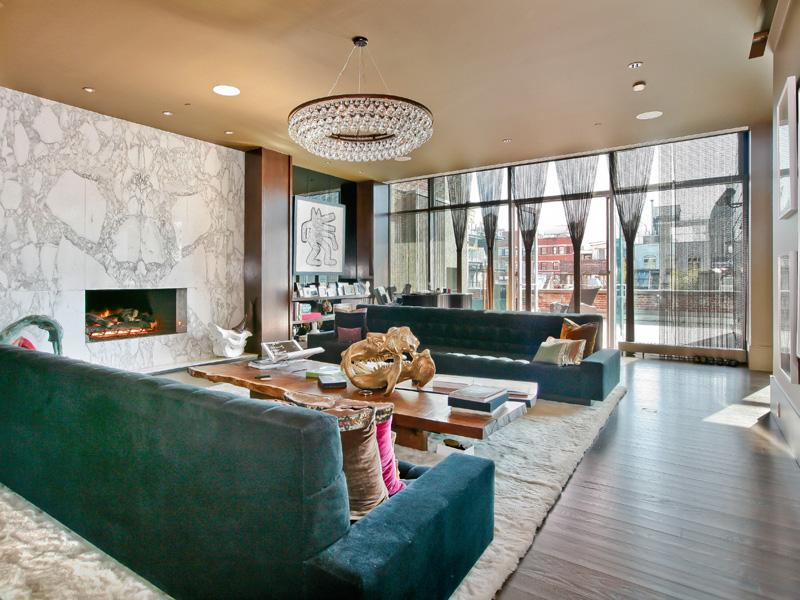 Luxury Triplex Penthouse in SoHo for Sale