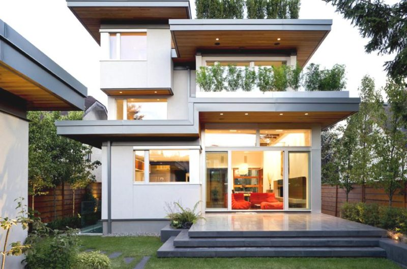 Sustainable West 21st House in Vancouver, Canada