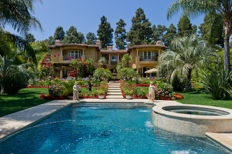 Magnificent Beverly Hills Estate for Sale