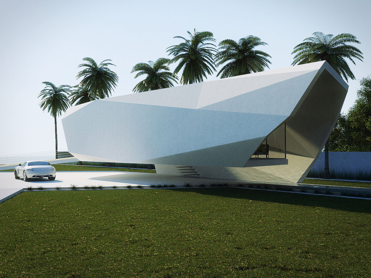 The Bold Wave House Concept By Gunes Peksen 6