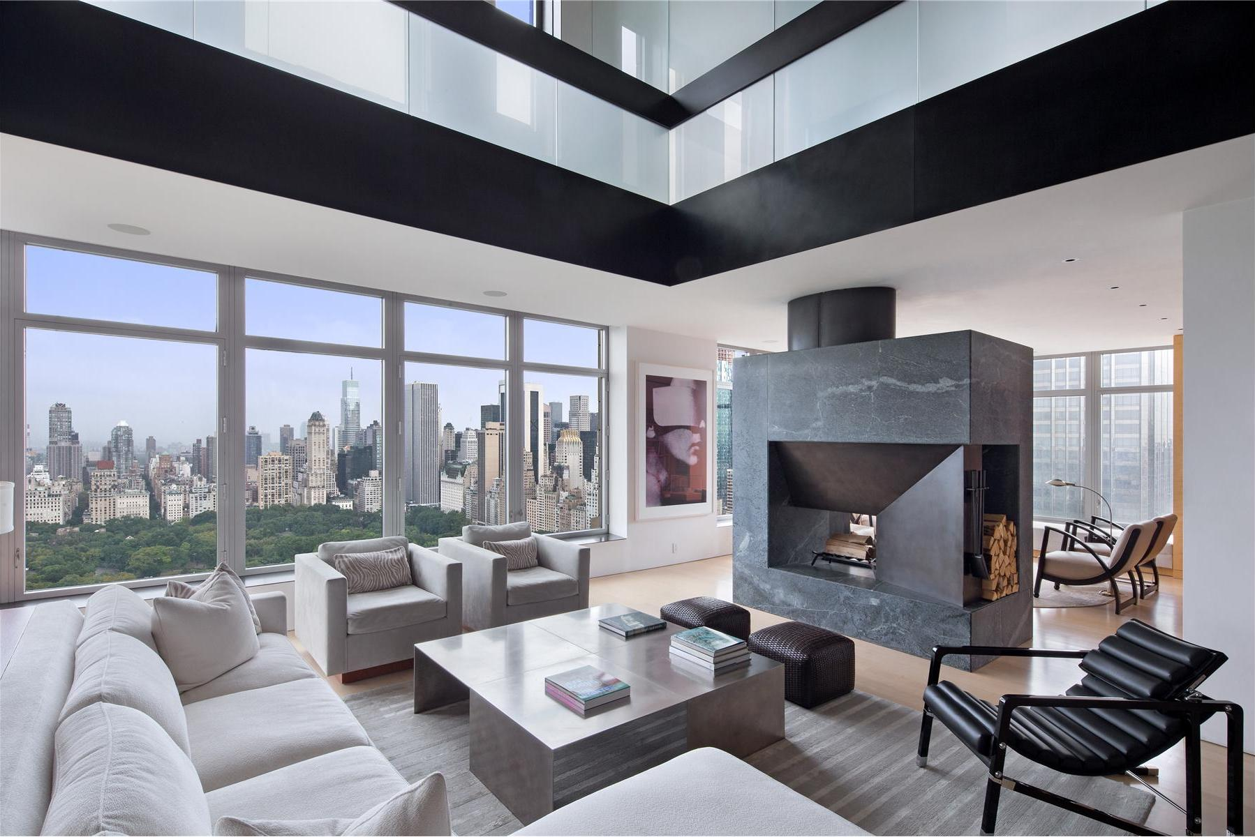 Lavish park laurel penthouse for sale 26 5 million for Penthouses for sale in manhattan